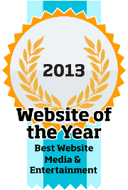 Sky.com - Website of the Year 2013